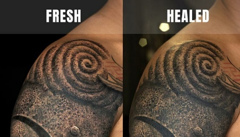 Best Hacks For Making A Tattoo Heal Quickly